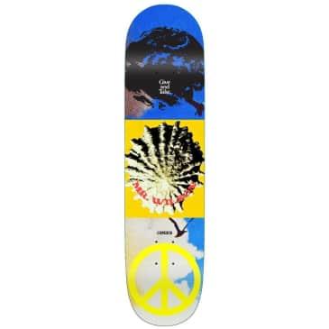 """Quasi Wilson Aquarius Skateboard Deck - 8.125"""""""