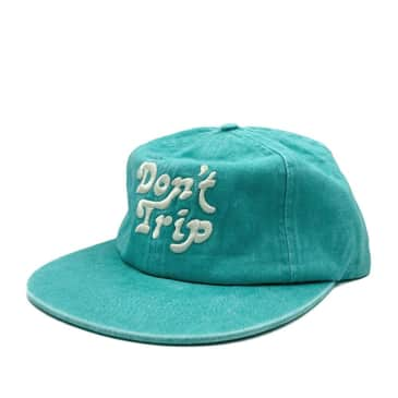 Free & Easy Don't Trip Washed Hat - Teal