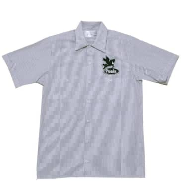 Peels NYC Gas Co Shirt - Striped
