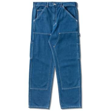 Stan Ray Double Knee Pant - Vintage Stonewash Denim
