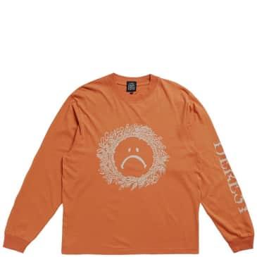 Heresy Gloom Long Sleeve T-Shirt - Copper