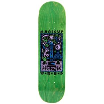 """WKND """"Miracle"""" Christian Maalouf Skateboard Deck - 8.125"""""""