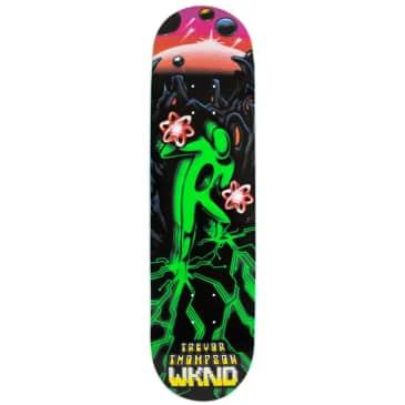 "WKND ""Collider"" Trevor Thompson Skateboard Deck - 8.0BP"""