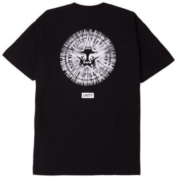 OBEY Kai & Sunny Classic T-Shirt - Black