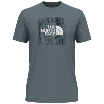 The North Face Boxed In T-Shirt - Balsam Green