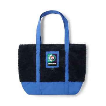 Butter Goods High Pile Tote Bag - Navy