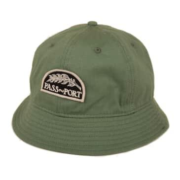 Pass~Port Quill Bucket Hat - Sage