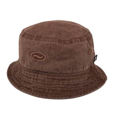 Pass~Port Ovaly Bucket Hat - Chocolate