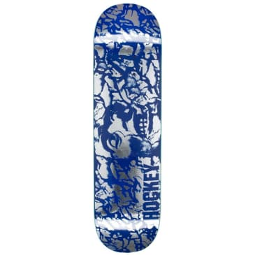 "Hockey Stone Foil Skateboard Deck - 8.25"""