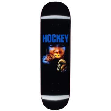 "Hockey Instructions Skateboard Deck - 8.5"""