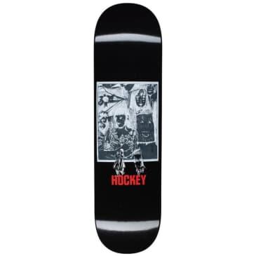 "Hockey Rosie Skateboard Deck - 8.25"""
