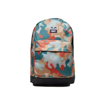 OBEY Dropout Backpack - Drip Camo