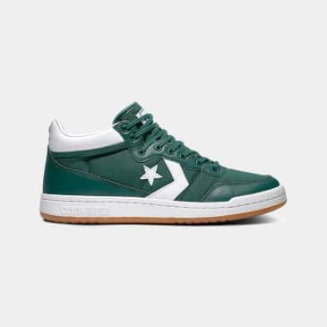 Converse CONS Fastbreak Pro Mid Shoes - Midnight Clover/ White