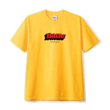 "BUENO-""LOGO T-SHIRT""(YELLOW)"