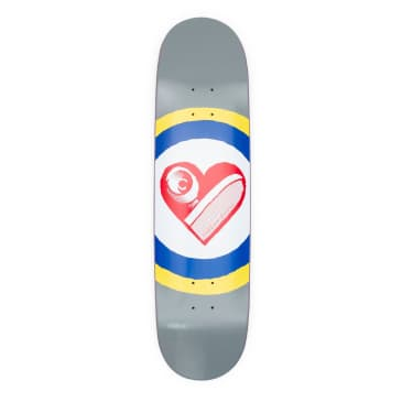 """Free Dome Sk8 Heart Deck - 8.25"""""""