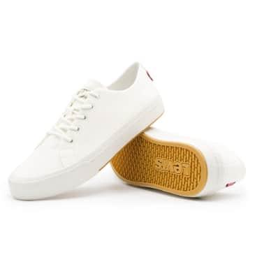 Levis Summit Low Shoes - Regular White