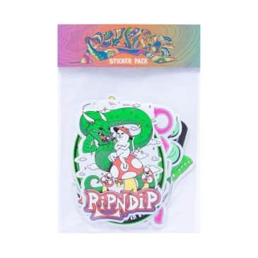 Rip n Dip Tribe Sticker Pack - 10 Stickers