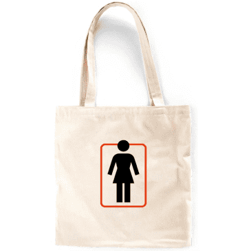 Girl Skateboards - Girl Unboxed Canvas Tote