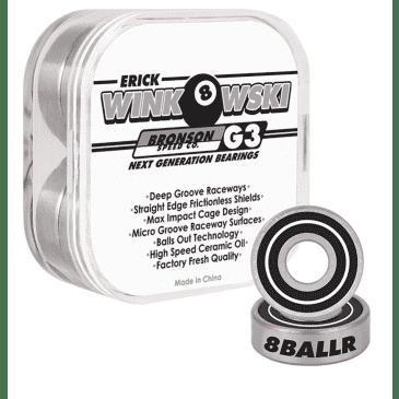 Bronson Speed Co - Bronson G3 Winkowski Bearings