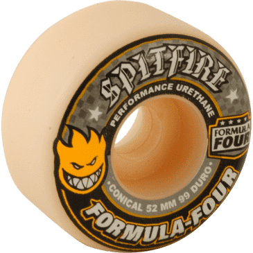 Spitfire Wheels Formula Four Conical 52mm