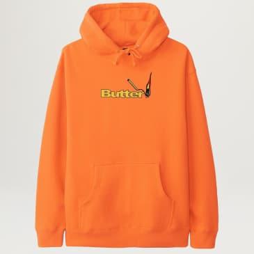 Butter Goods Match Pullover (Orange)
