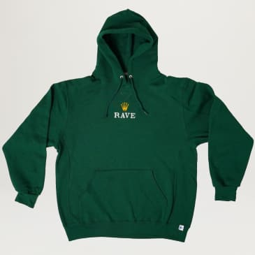 Rave GMT Hoodie (Forest)