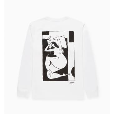 by Parra - rest day long sleeve t-shirt