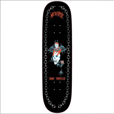 """Welcome - Angel On Enenra Deck (8.5"""")"""