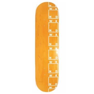 "WKND Side Logo Skateboard Deck 8.375"""