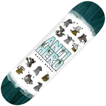 """Anti Hero Raney Usual Suspects Deck (8.38"""")"""