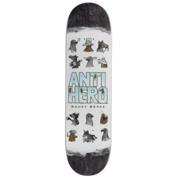 """Anti Hero Deck Raney Usual Suspects 8.38"""""""