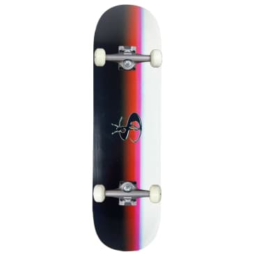 "Yardsale Horizon Complete Skateboard Black 8.375"""