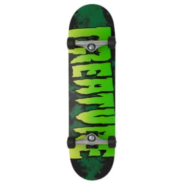 """Creature Complete Logo Large 8.25"""" Green"""