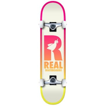 """Real Be Free Large Complete Skateboard - 8.0"""""""