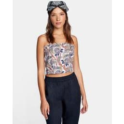 RVCA Side Note Cami Top