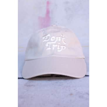 Don't Trip Dad Hat - Stone