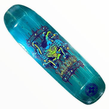Black Label Deck Lucero Turquoise Stain 8.8x32.25