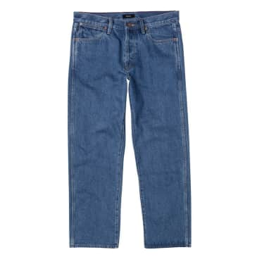 Americana Relaxed Fit Denim - Blue Collar