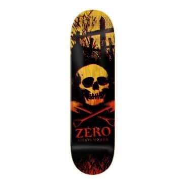 """Zero Wimer Shallow Grave 8.5"""" Deck"""
