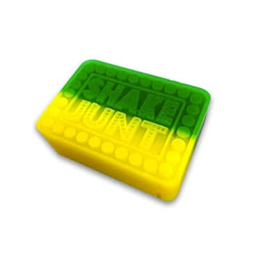 Shake Junt Wax - Green/Yellow