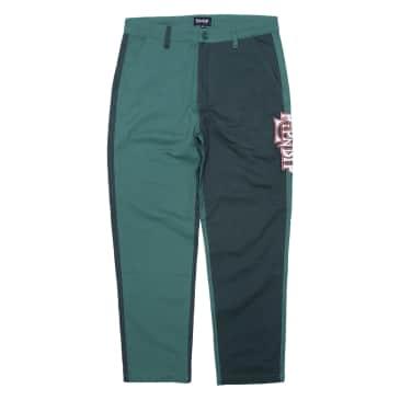 Ripndip - Sensai Cotton Twill Embroidered Pants (Teal)