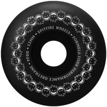Spitfire F4 Repeaters Classic Wheel 53mm
