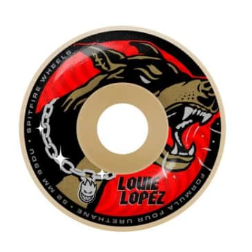 Spitfire F4 Louie Unchained Classics 52mm Wheels