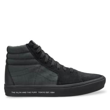 Vans x NEIGHBORHOOD Comfycush Sk8-Hi (Black)