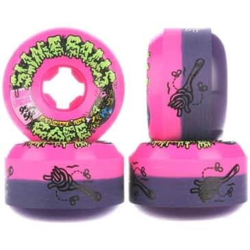 Slime Balls 56mm Double take vomit Pink