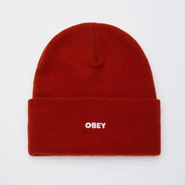 Obey Fluid Beanie - Ginger