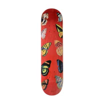 """Quasi Butterfly Red Deck - 8"""""""