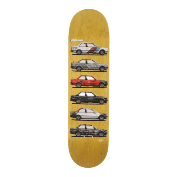 """Real Deck Ishod Customs Twin Tail 8.25"""""""