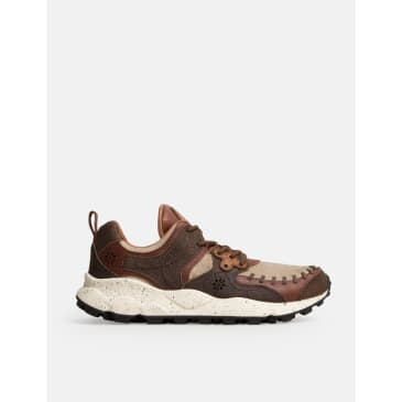 Flower Mountain Yamano Trainer (2015292010D02) - Brown