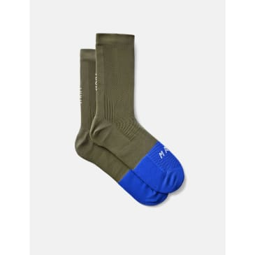 MAAP Division Sock - Olive Green
